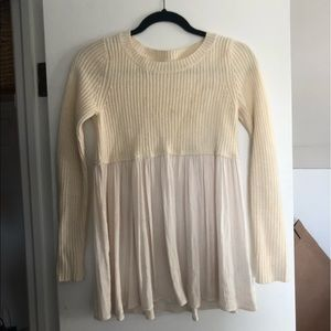 Cream Urban outfitters Sweater